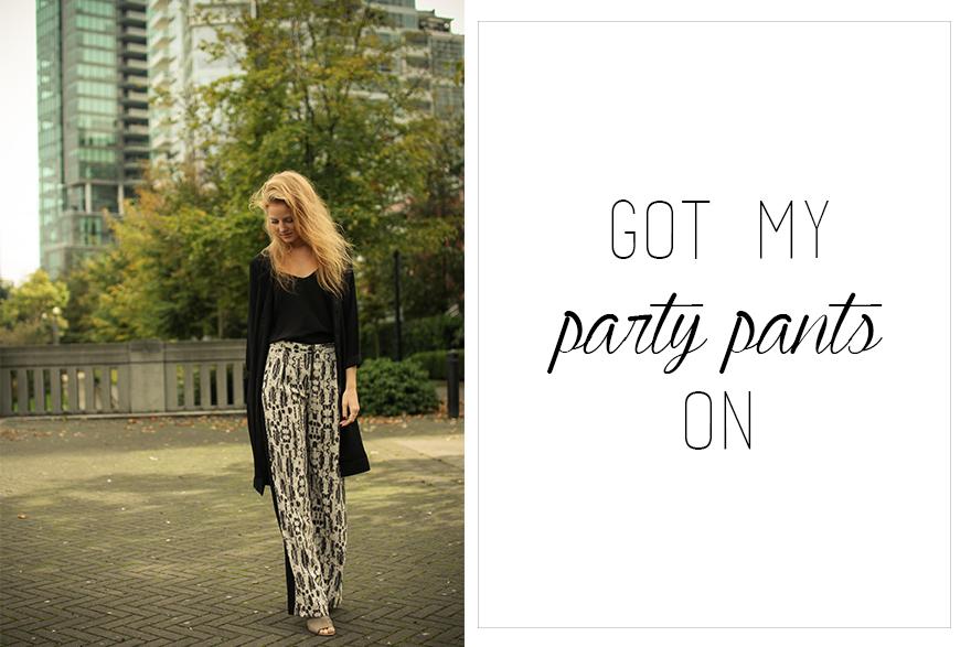 Party-pants