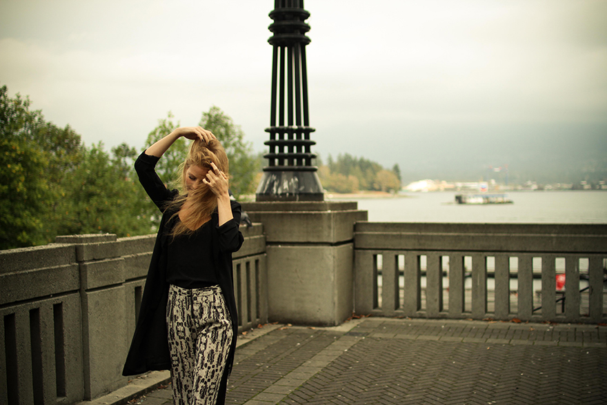 Vancouver-Blogger
